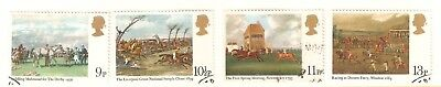 Collectible Great Britain 1979 USED Stamps:200th Anniversary Derby:Horse Racing
