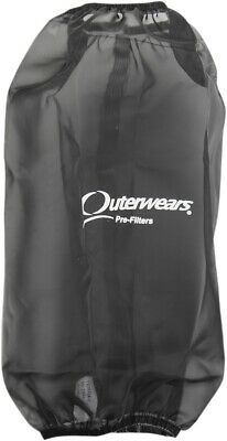 Outerwears 20-1066-03 Pre-Filter 3-1//2in Dia Red 5in L