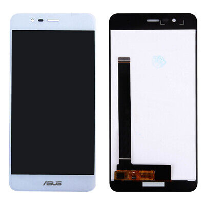 "Asus Zenfone 3 Max ZC520TL X008D 5.2"" Touch Screen Digitizer+LCD Display White"