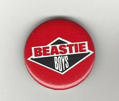 Beastie Boys (Lot of 15) 1987 Licensed To Ill Tour Pin, Pinback, Button, Badge