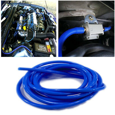 5M 2mm Thickness Durable Blue Silicone Vacuum Tube Hose Tube Pipe for Car Truck