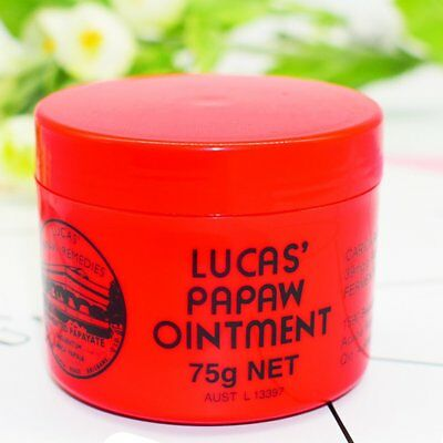 Lucas papaw ointment pawpaw cream paw paw 75g For Sale