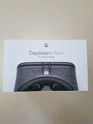 Google Daydream View VR Virtual Reality Headset Grey