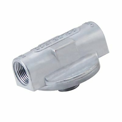 "GOLDENROD (570-3/4) Canister Fuel Tank Filter Top Cap with 3/4"" NPT"