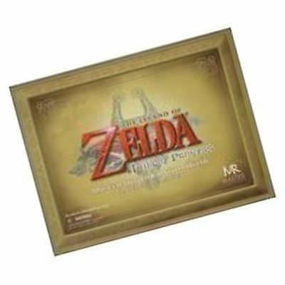 The Legend of Zelda Twilight Princess: Master Sword & Hylian Shield w/ CD