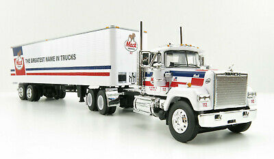 Highway Replicas 12993 Livestock Road Train Trailer McIver Group Dolly 1:64