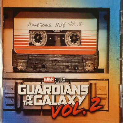 VARIOUS - Guardians Of The Galaxy: Awesome Mix Vol 2 (Soundtrack) - CD