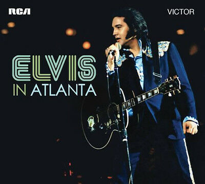 Elvis Presley - Elvis In Atlanta - 2x FTD CD - New & Sealed ********************
