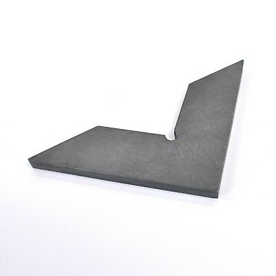 Heavy Duty Steel Engineers Builder Welding Square Right Angle 68mm 100mm