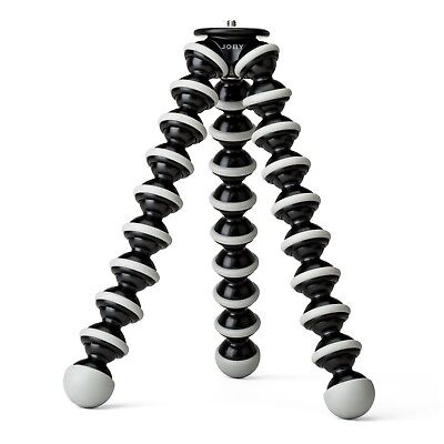 JOBY GorillaPod SLR Zoom. Flexible Tripod for DSLR and Mirrorless Cameras Up ...
