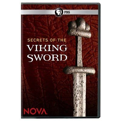 NOVA-NOVA:SECRETS OF THE VIKING SWORD  DVD NUEVO (Importación USA)
