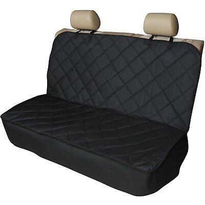 Heavy Duty Quilted Back Seat Cover For Renault Captur 13-On