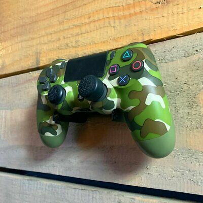 2 x Sony PlayStation 4 PS4 Controller Wall Mount Bracket Holder Stand