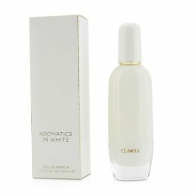 Clinique Aromatics In White Eau de Parfum 50ml Spray For Her Women EDP Perfume