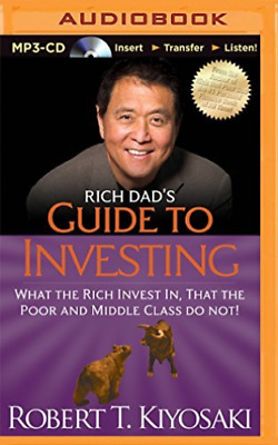 Kiyosaki, Robert T./ Wheele...-Rich Dad`S Guide To Investing (US IMPORT)  CD NEW