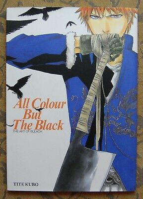 All Colour But The Black - Art of Bleach
