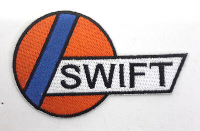 "Space:1999  Swift Logo 4"" Wide Uniform Patch- USA Mailed  (SPPA-1917)"