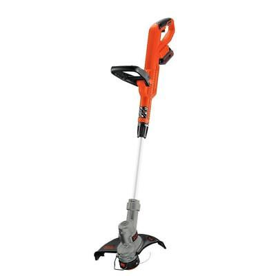 NEW Black & Decker LST300 12-Inch Lithium Trimmer and Edger, 20-volt Weed Eater