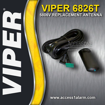 6826T VIPER ANTENNA & Cable for Viper Python Clifford 5X10 ... on