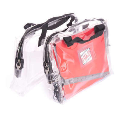 400 x 300 x 100mm, Secure Clear Kit Pouch Bag