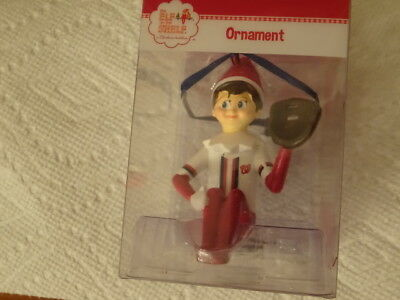 Washington Nationals Elf on the Shelf Ornament New in Original Box