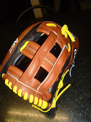 "Wilson A2K 1799 Pro Issue Baseball Glove 12.75"" Lh Made In Japan"