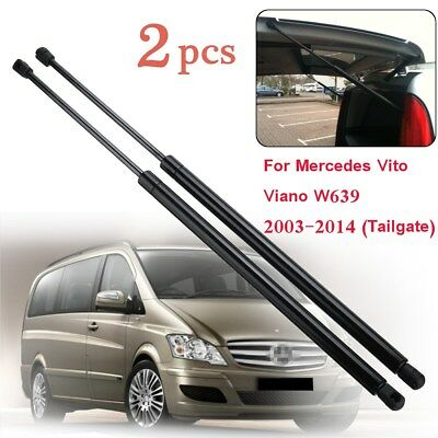 2X FOR MERCEDES VITO W638 VAN 1996-2003 REAR TAILGATE BOOT GAS SUPPORT STRUTS