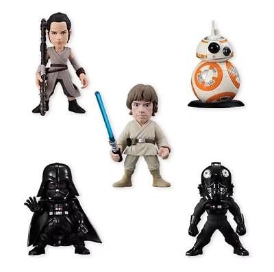 star wars 5pcs set pvc figure toy anime collection 3D model figures new