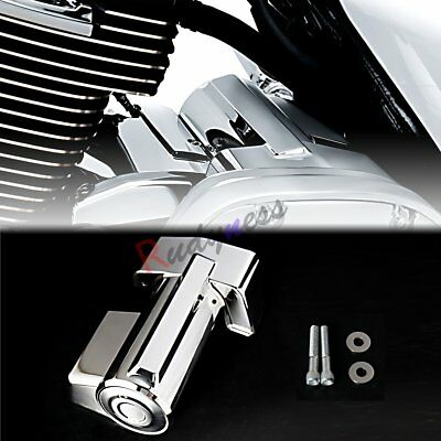 Chrome Inner Primary Accent Cover For Harley Touring Street Glide FLH//T 2017-18