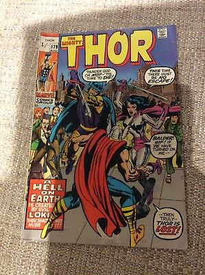 The Mighty Thor 179
