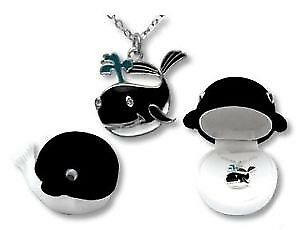 Circle of Friends Killer Whale Pendant Necklace