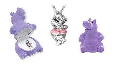 Circle of Friends HIPPO Pendant Necklace