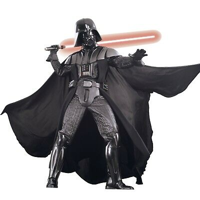 Supreme Darth Vader Adult Costume - Size-Standard ! 100% GENUINE!PRR 799£ 50%off