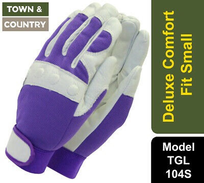 Town and Country TGL104S Premium Comfort Fit Gloves Ladies Small Assorted Colour