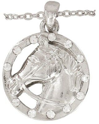 Cowgirl Glam HORSE Pendant Necklace