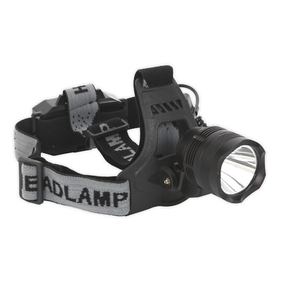 HT105LED - Head Torch 3W CREE LED Rechargeable