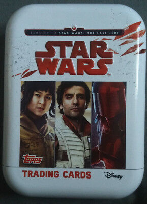 Topps Journey To the Last Jedi LOT of 42 cards mostly Shiny!