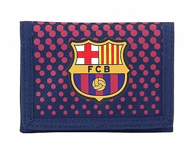 F.C. Barcelona Corporate 1st Kit Mens Official Wallet Coin Purse OFFICIAL