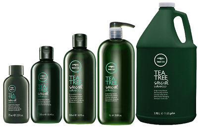 Paul Mitchell Tea Tree Special Shampoo (USPS priority mail with 33.8oz and up)