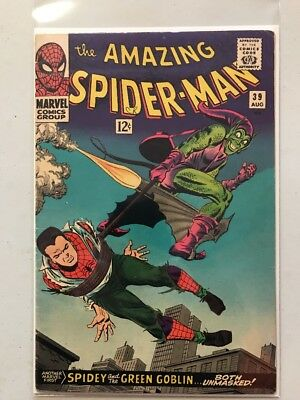 The Amazing Spider-Man #39 (Aug 1966, Marvel)
