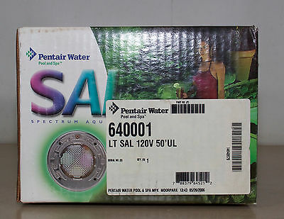 Pentair SAL 640001 Spa Light - 50 Foot Cord  - New Sealed  (Location - C1)