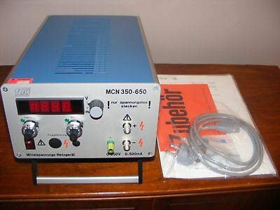 Elecktronik 0 - 600V, 500mA power supply 220VAC input