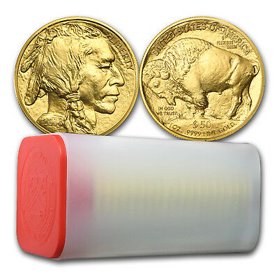 Bank Wire Payment. 2018 1 oz Gold Buffalo BU (Lot of 20) - SKU #162746