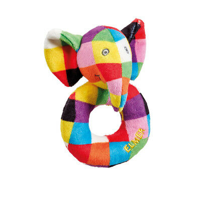 Elmer Ring Rattle - El1447  By Rainbow Designs