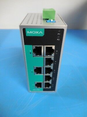 New Moxa EDS-208A Ethernet Switch
