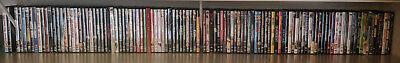 DVD Movies - 100+ Titles Available