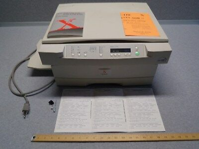 XEROX Copier XC830 WORKING MAY NEED TONER&SERIOUS CLEANING BUT WORKS! FREE P/U