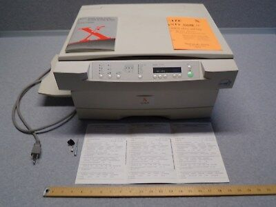 XEROX Copier XC830 WORKING MAY NEED TONER&SERIOUS CLEANING&SERVICE ! FREE P/U