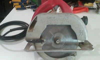 "Milwaukee 7¼"" Circular Saw Model #6365"