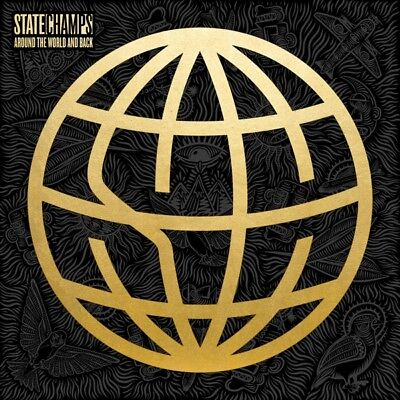State Champs - Around The World And Back CD Pure Noise NEW